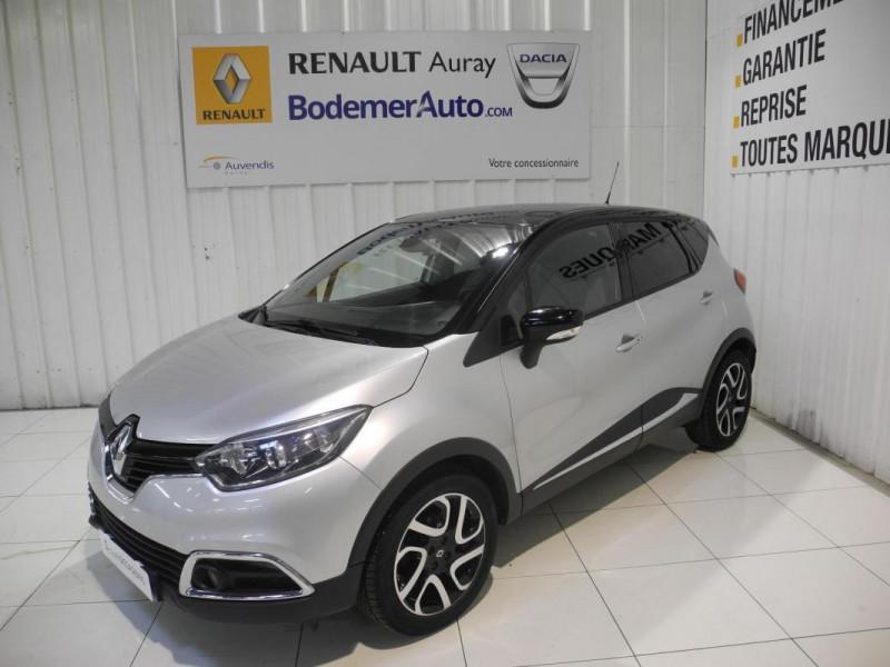 Renault Captur dCi 90 Energy S&S ecoé Intens Gris occasion à AURAY