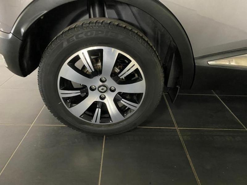 Renault Captur dCi 90 Energy Zen Gris occasion à FLERS - photo n°5