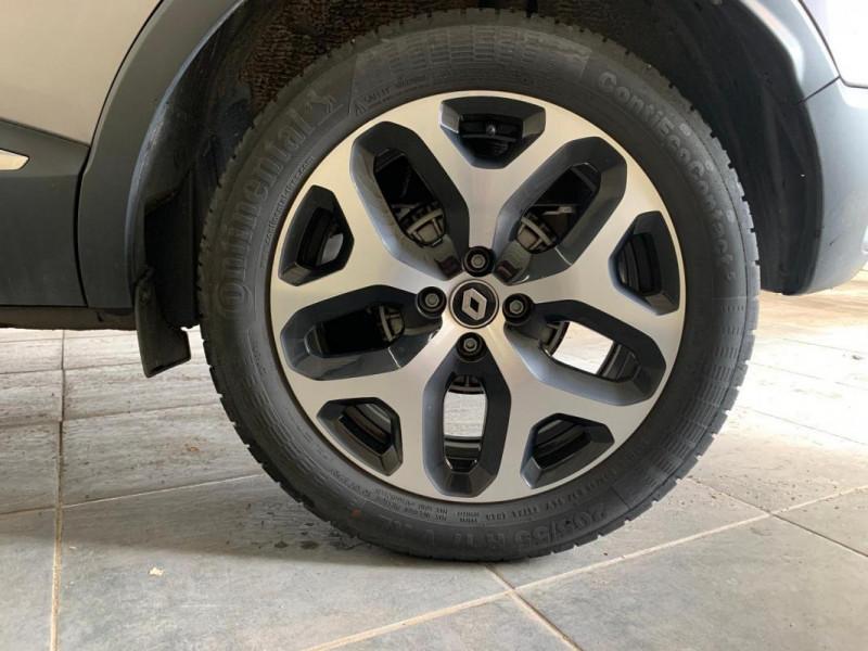 Renault Captur dCi 90 Intens Gris occasion à CONCARNEAU - photo n°3