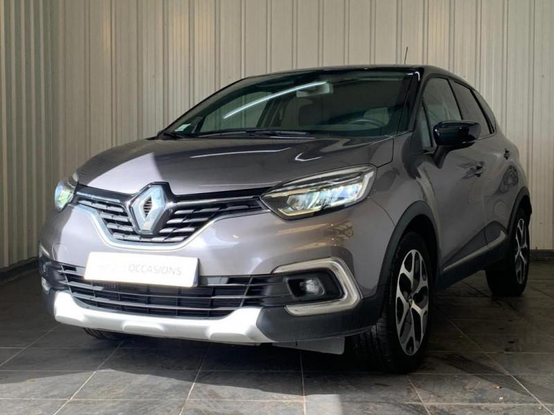 Renault Captur dCi 90 Intens Gris occasion à CONCARNEAU