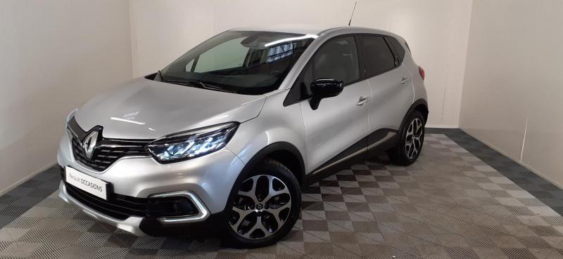Renault Captur dCi 90 Intens Gris occasion à SAINT-LO