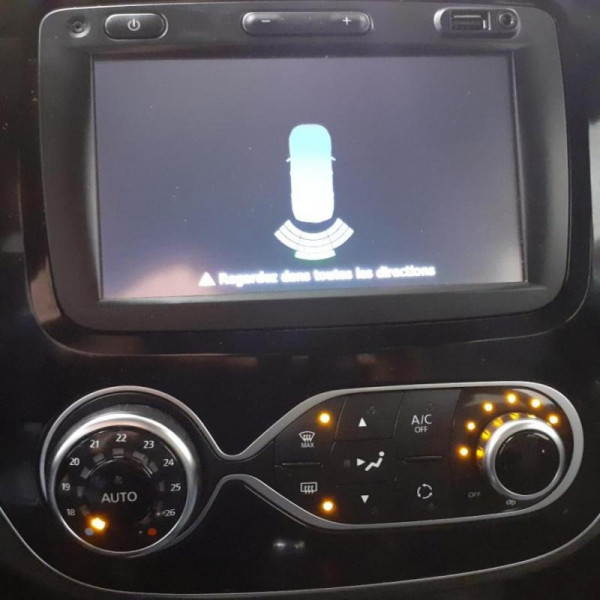 Renault Captur dCi 90 Intens Gris occasion à SAINT-LO - photo n°8