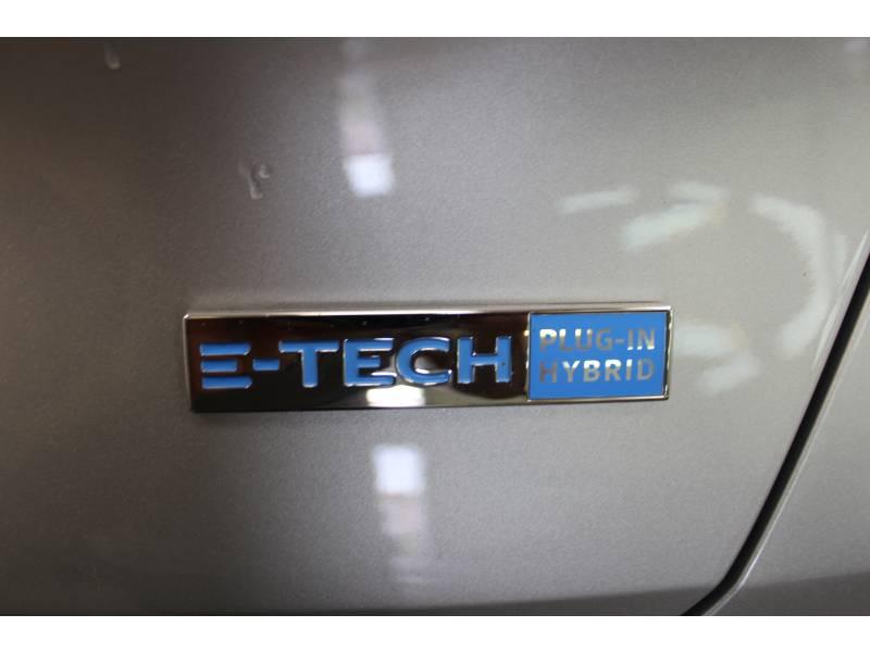 Renault Captur E-Tech Plug-in 160 Intens Gris occasion à DAX - photo n°3