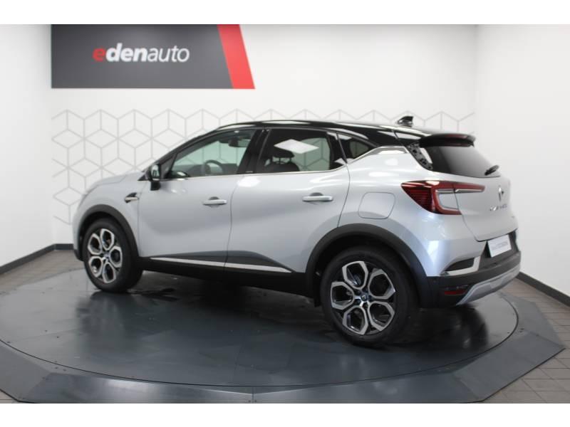Renault Captur E-Tech Plug-in 160 Intens Gris occasion à DAX - photo n°16