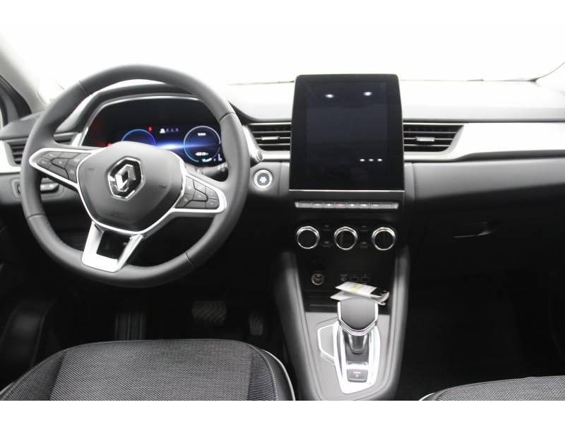 Renault Captur E-Tech Plug-in 160 Intens Gris occasion à DAX - photo n°11