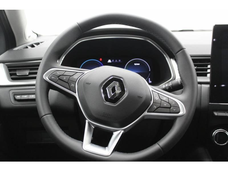 Renault Captur E-Tech Plug-in 160 Intens Gris occasion à DAX - photo n°12