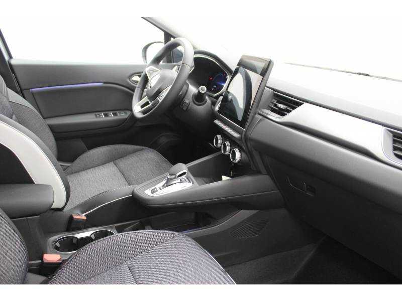 Renault Captur E-Tech Plug-in 160 Intens Gris occasion à DAX - photo n°7