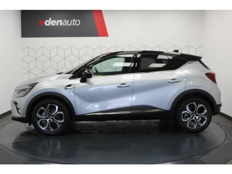 Renault Captur E-Tech Plug-in 160 Intens Gris occasion à DAX - photo n°18