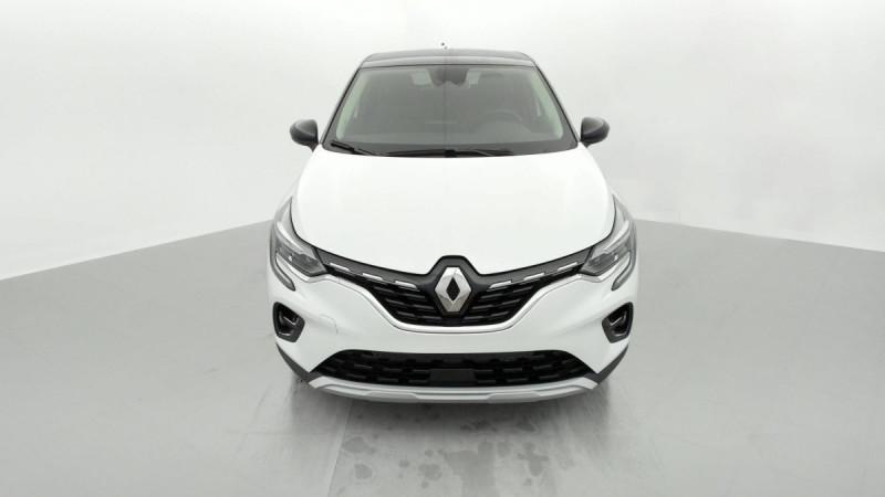 Renault Captur E-TECH PLUG-IN 160 INTENS Rouge occasion à SAINT-GREGOIRE - photo n°15