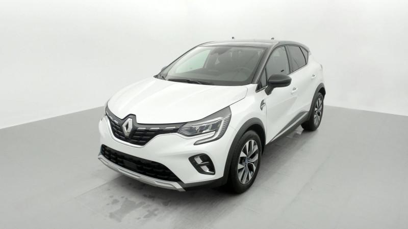Renault Captur E-TECH PLUG-IN 160 INTENS Rouge occasion à SAINT-GREGOIRE - photo n°16