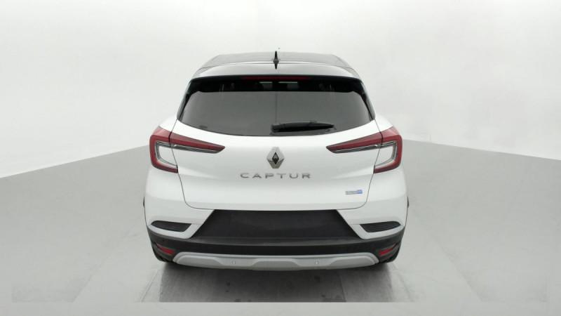 Renault Captur E-TECH PLUG-IN 160 INTENS Rouge occasion à SAINT-GREGOIRE - photo n°18