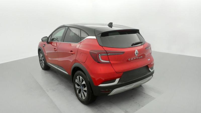 Renault Captur E-TECH PLUG-IN 160 INTENS Rouge occasion à SAINT-GREGOIRE - photo n°4
