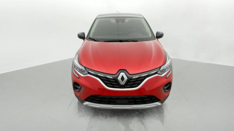 Renault Captur E-TECH PLUG-IN 160 INTENS Rouge occasion à SAINT-GREGOIRE - photo n°2
