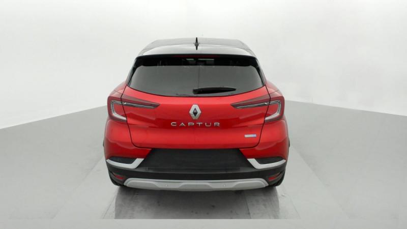 Renault Captur E-TECH PLUG-IN 160 INTENS Rouge occasion à SAINT-GREGOIRE - photo n°5