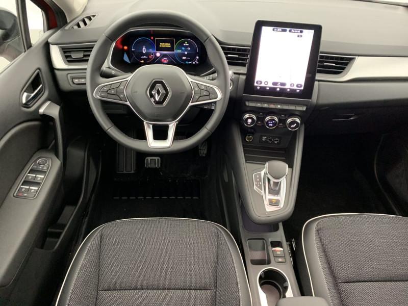 Renault Captur E-TECH PLUG-IN 160 INTENS Rouge occasion à SAINT-GREGOIRE - photo n°11