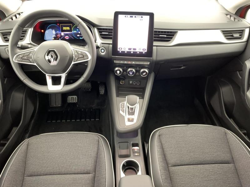Renault Captur E-TECH PLUG-IN 160 INTENS Rouge occasion à SAINT-GREGOIRE - photo n°10
