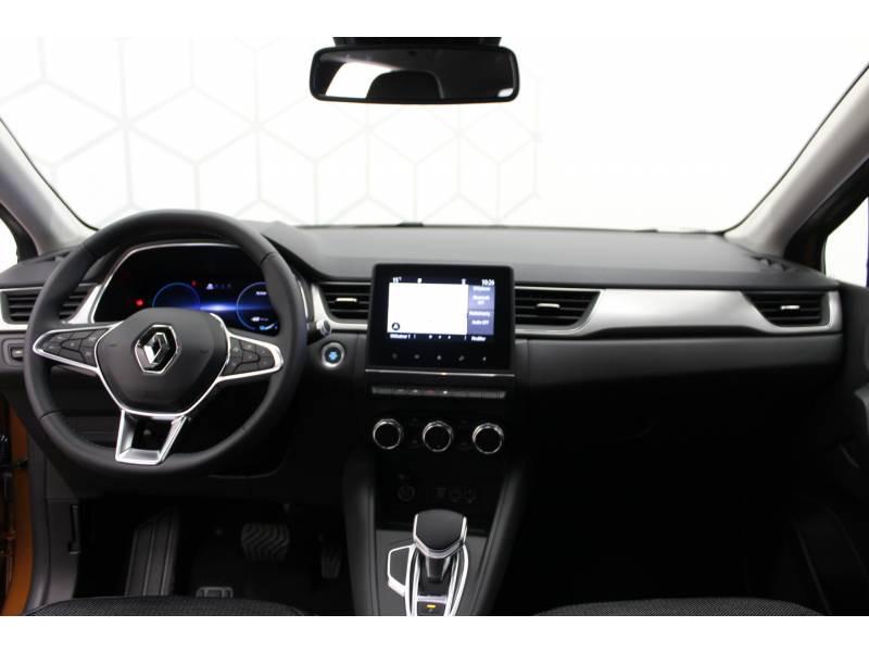 Renault Captur E-Tech Plug-in 160 Intens Orange occasion à Orthez - photo n°7