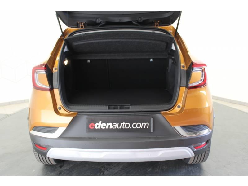 Renault Captur E-Tech Plug-in 160 Intens Orange occasion à Orthez - photo n°4