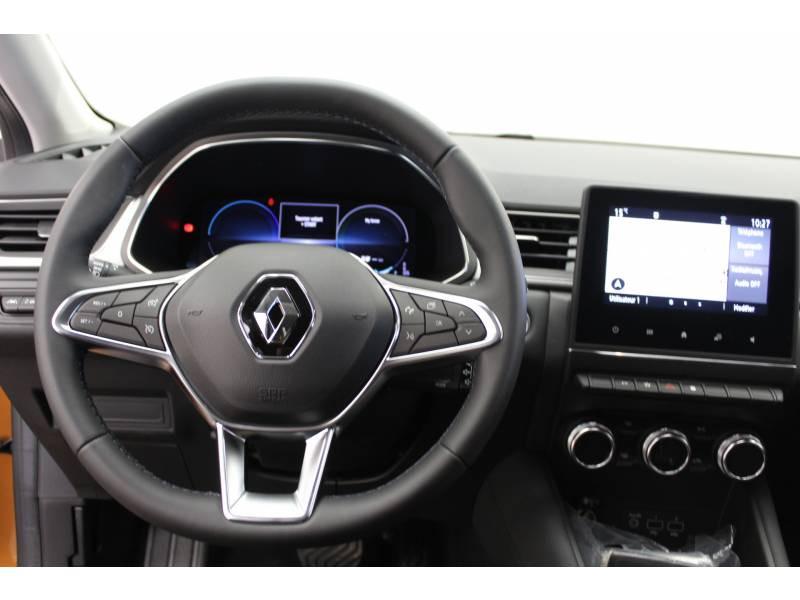 Renault Captur E-Tech Plug-in 160 Intens Orange occasion à Orthez - photo n°8