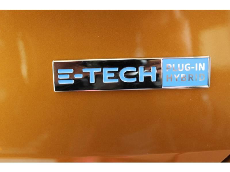 Renault Captur E-Tech Plug-in 160 Intens Orange occasion à Orthez - photo n°11