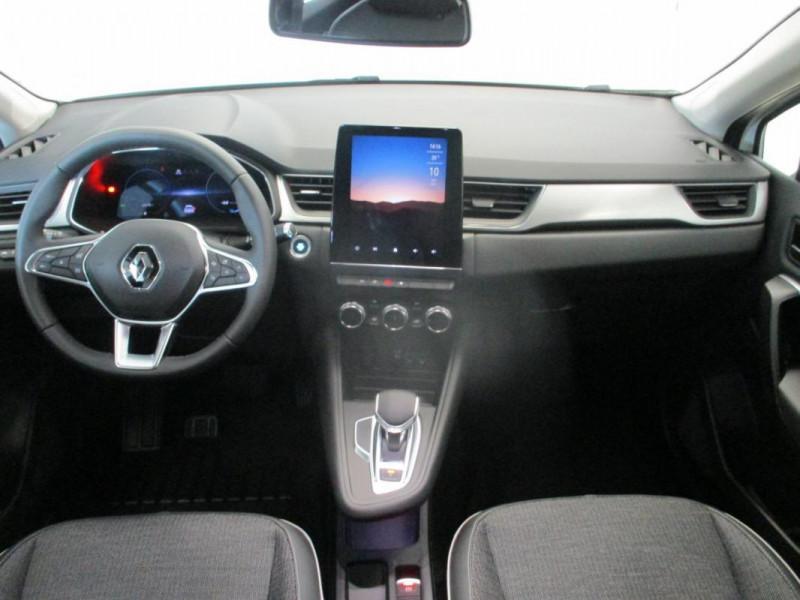 Renault Captur E-Tech Plug-in 160 Intens Blanc occasion à CHERBOURG-EN-COTENTIN - photo n°7
