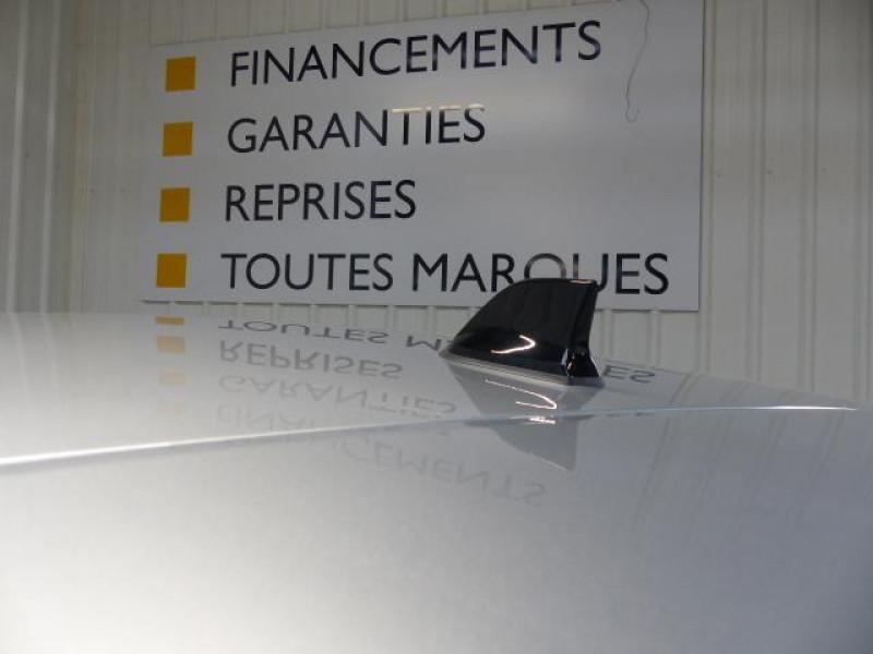 Renault Captur Intens Blue dCi 95 Noir occasion à MORLAIX - photo n°14