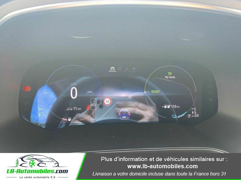 Renault Captur Intens Hybrid plug-in 160 Blanc occasion à Beaupuy - photo n°4