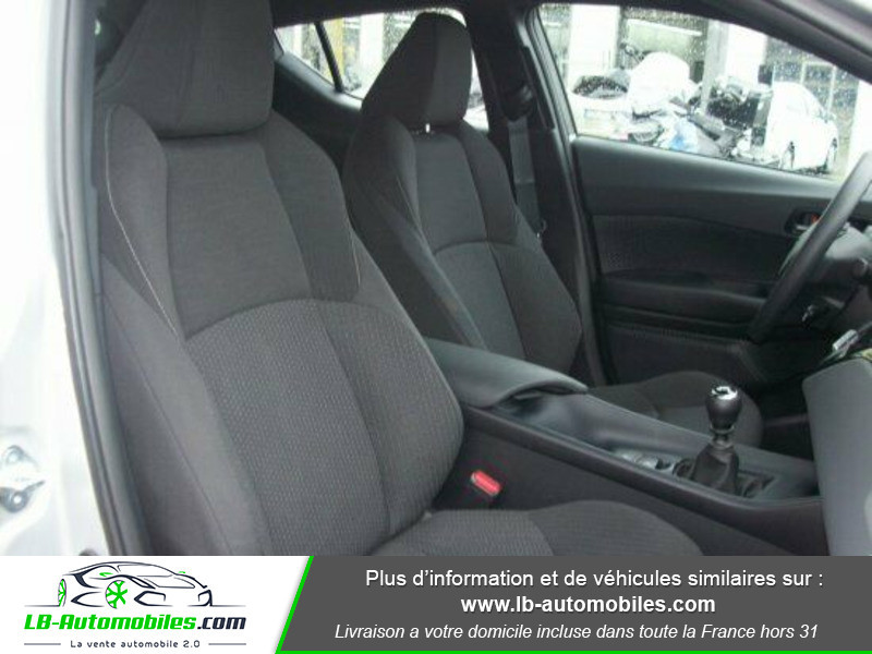 Renault Captur Intens Hybrid plug-in 160 Blanc occasion à Beaupuy - photo n°7