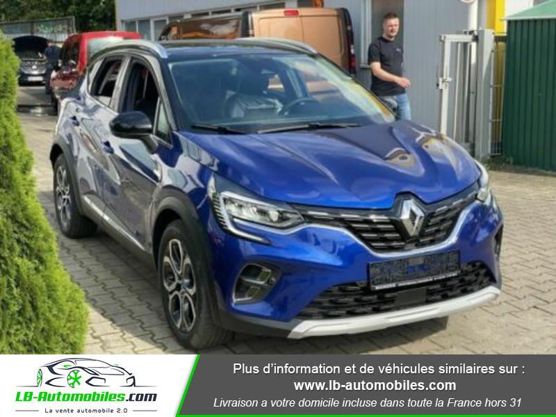 Renault Captur Intens Hybrid plug-in 160 Blanc occasion à Beaupuy - photo n°6