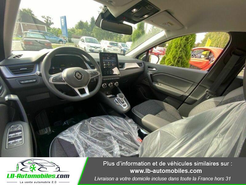 Renault Captur Intens Hybrid plug-in 160 Blanc occasion à Beaupuy - photo n°2