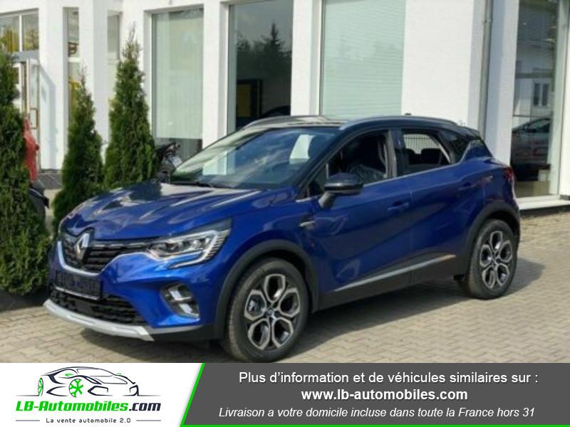 Renault Captur Intens Hybrid plug-in 160 Blanc occasion à Beaupuy