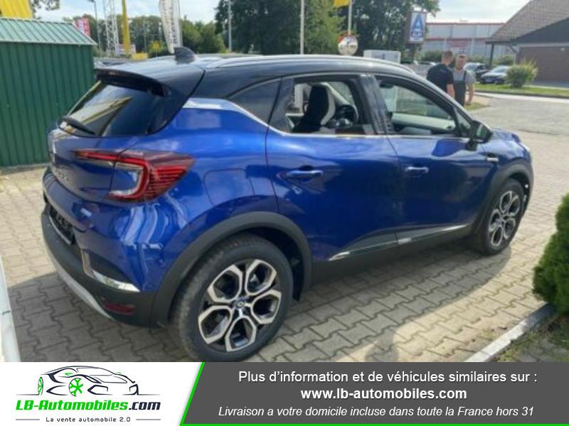 Renault Captur Intens Hybrid plug-in 160 Blanc occasion à Beaupuy - photo n°5