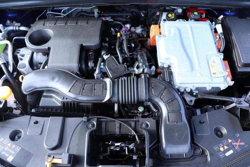 Renault Captur INTENS PLUG IN HYBRID E- TECH 160CH BVA Bleu occasion à Semécourt - photo n°13