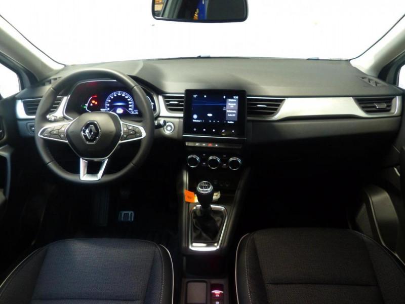 Renault Captur Intens TCe 90 Blanc occasion à MORLAIX - photo n°5