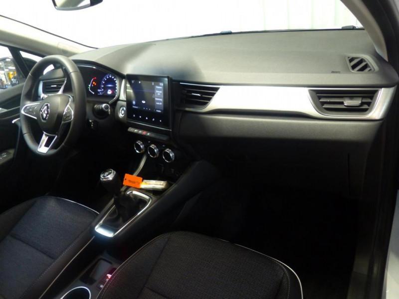 Renault Captur Intens TCe 90 Blanc occasion à MORLAIX - photo n°6