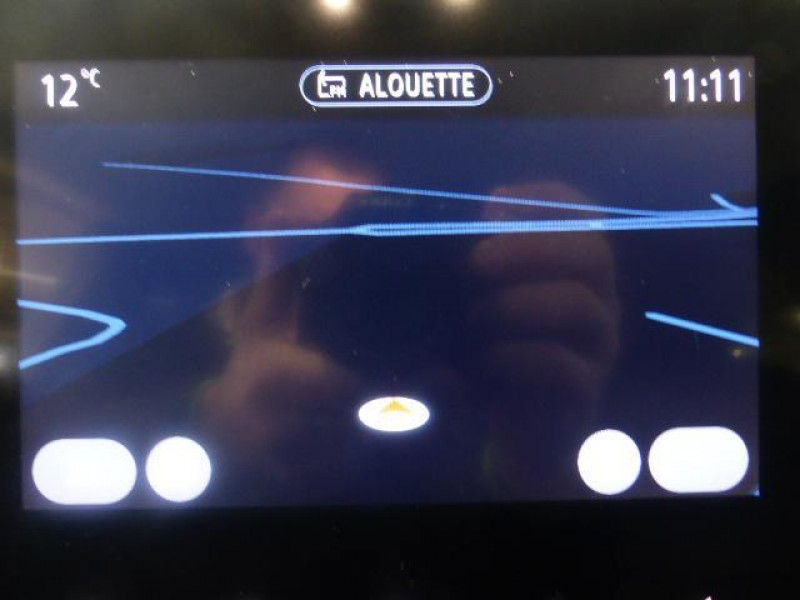 Renault Captur Intens TCe 90 Blanc occasion à MORLAIX - photo n°11