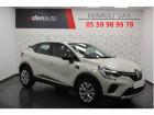 Renault Captur TCe 100 Business Blanc à DAX 40