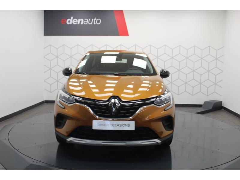 Renault Captur TCe 100 Business Orange occasion à DAX - photo n°16