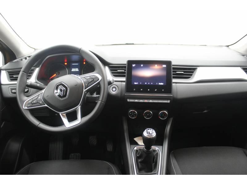 Renault Captur TCe 100 Business Orange occasion à DAX - photo n°8