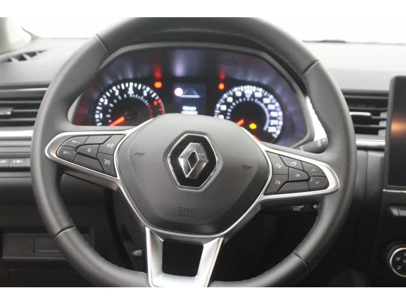 Renault Captur TCe 100 Business Orange occasion à DAX - photo n°9