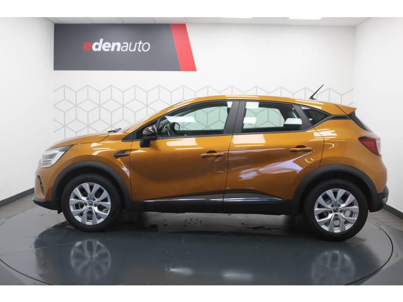 Renault Captur TCe 100 Business Orange occasion à DAX - photo n°13