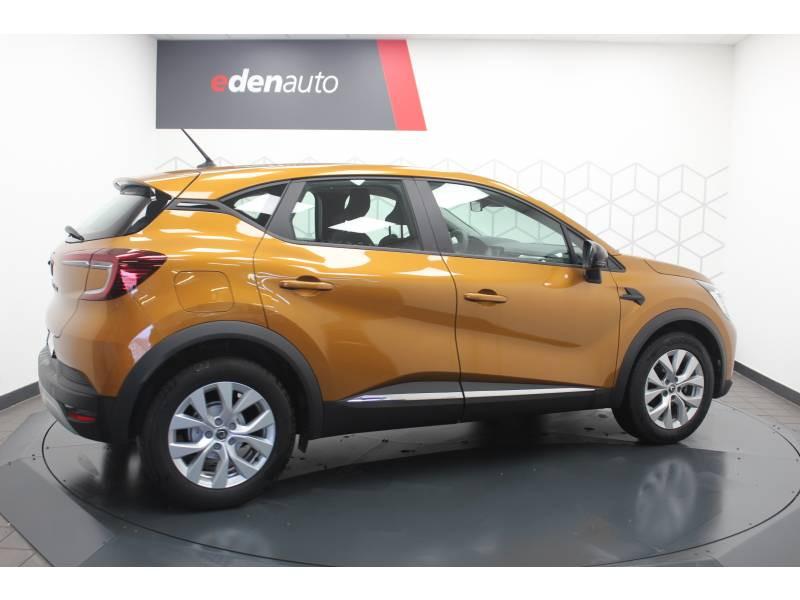 Renault Captur TCe 100 Business Orange occasion à DAX - photo n°20