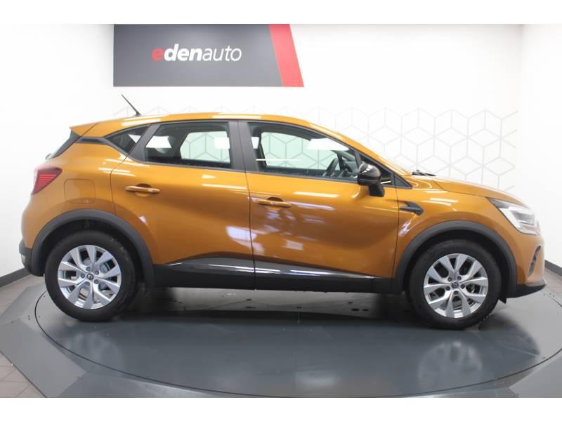 Renault Captur TCe 100 Business Orange occasion à DAX - photo n°19