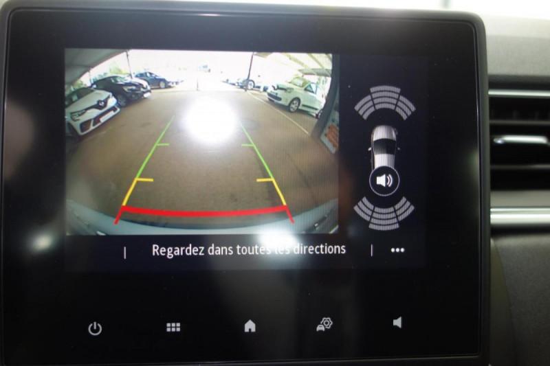 Renault Captur TCe 100 Business Gris occasion à PLOERMEL - photo n°9