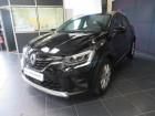 Renault Captur TCe 100 Business Noir à QUIMPER 29