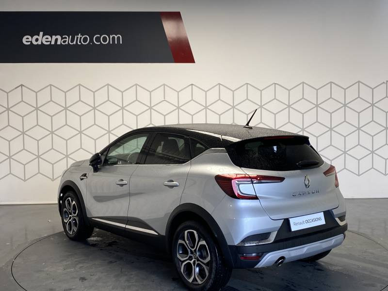 Renault Captur TCe 100 Intens Gris occasion à TARBES - photo n°5