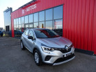 Renault Captur TCe 100 ZEN Gris à Barberey-Saint-Sulpice 10