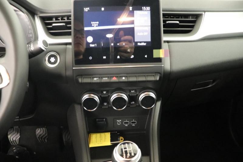 Renault Captur TCe 100 Zen Noir occasion à Toulouse - photo n°9