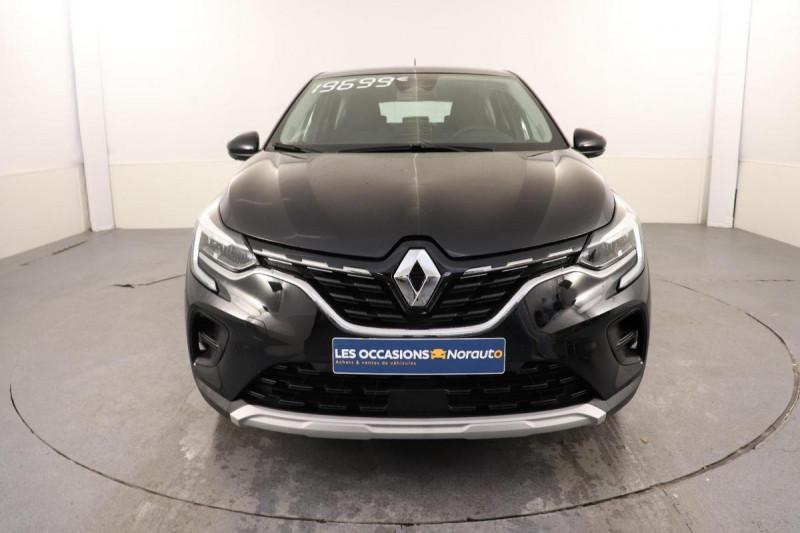 Renault Captur TCe 100 Zen Noir occasion à Toulouse - photo n°2