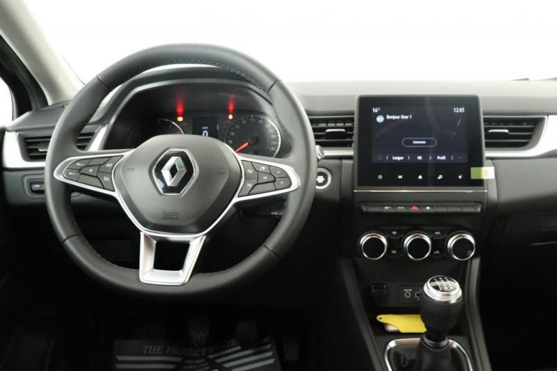 Renault Captur TCe 100 Zen Noir occasion à Aubière - photo n°4